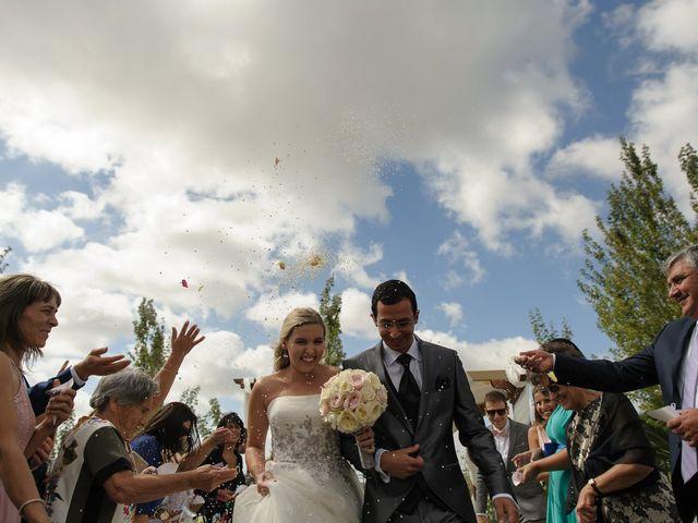 O casamento de Artur e Raquel em Porto Alto, Benavente 1