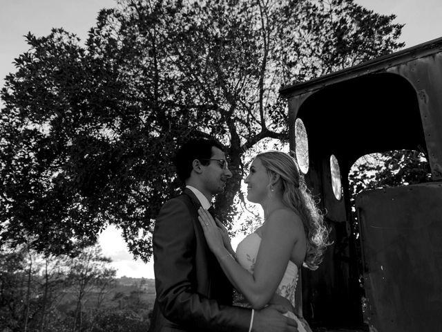 O casamento de Artur e Raquel em Porto Alto, Benavente 2
