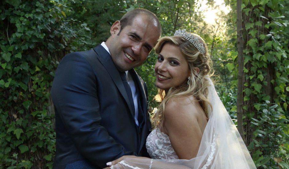 O casamento de Pedro e Ana em Vila Franca de Xira, Vila Franca de Xira