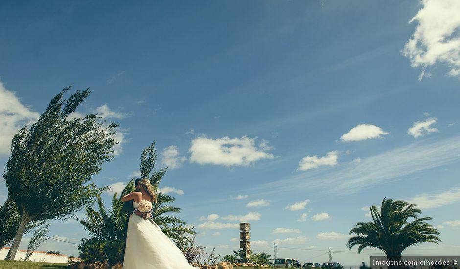 O casamento de Artur e Raquel em Porto Alto, Benavente