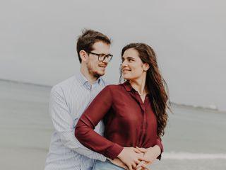 O casamento de Sandra e Pedro 1