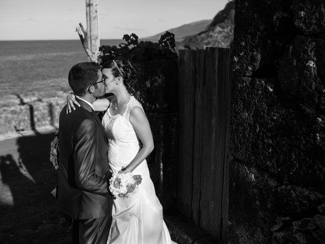 O casamento de Francisco e Daniela em Prainha, Pico 16