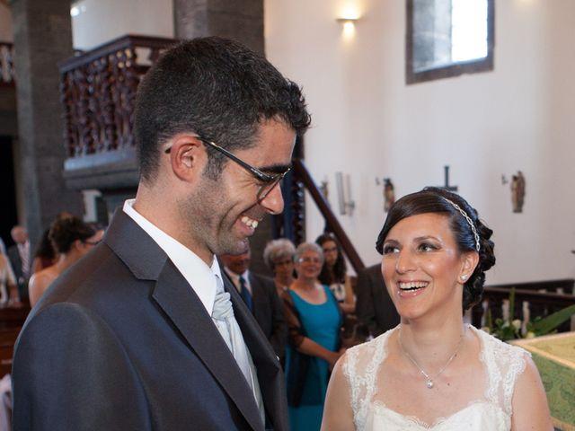 O casamento de Francisco e Daniela em Prainha, Pico 3