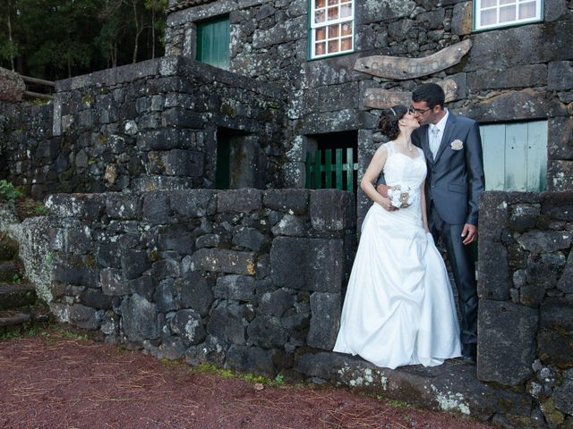 O casamento de Francisco e Daniela em Prainha, Pico 5