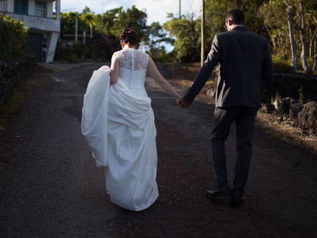 O casamento de Francisco e Daniela em Prainha, Pico 17