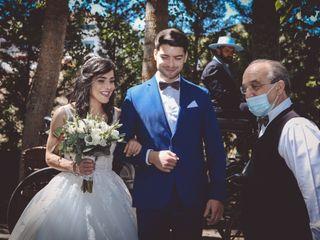 O casamento de Carla e Manuel