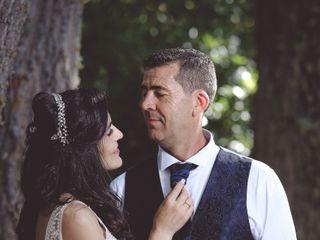 O casamento de Carla e Manuel 1