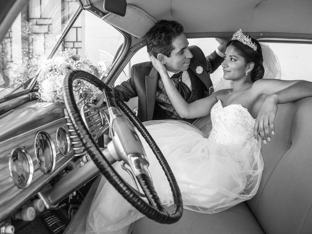 O casamento de Biona e Sérgio