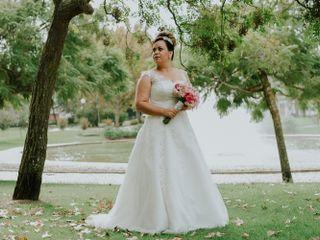 O casamento de Tatiana e Anderson 1