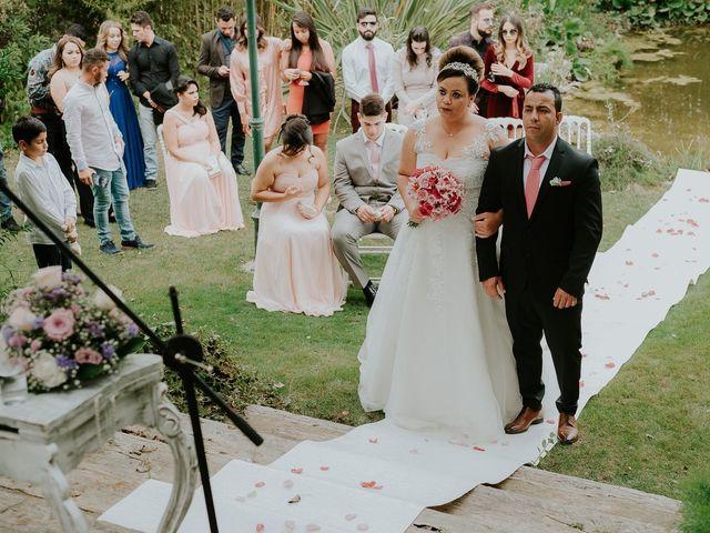 O casamento de Anderson e Tatiana em Rio de Mouro, Sintra 8