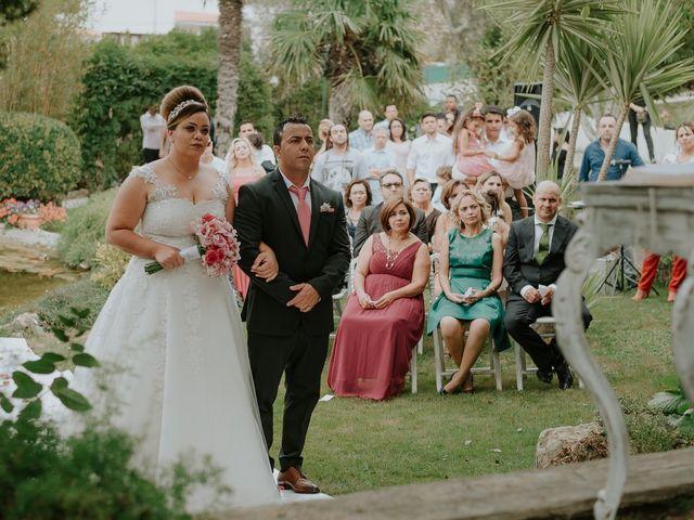 O casamento de Anderson e Tatiana em Rio de Mouro, Sintra 9