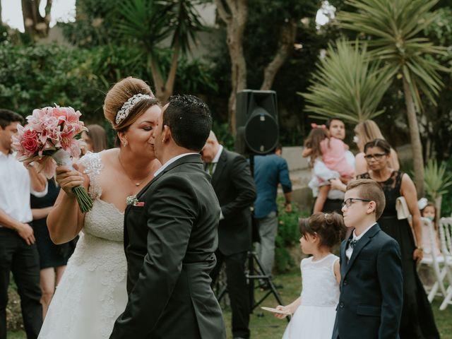 O casamento de Tatiana e Anderson