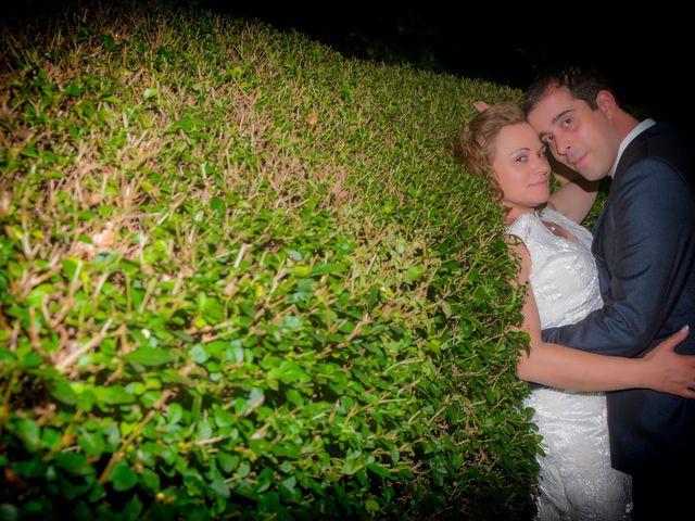 O casamento de Andrea e Pedro