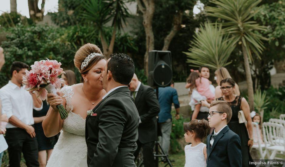 O casamento de Anderson e Tatiana em Rio de Mouro, Sintra