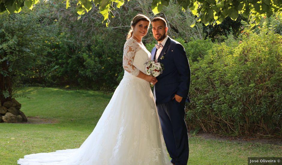 O casamento de João e Nadine em Palmela, Palmela