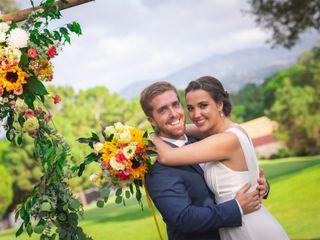 O casamento de Pedro e Soraia