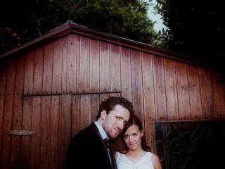 O casamento de Lara e Abel