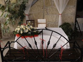 O casamento de Sofia e António 1