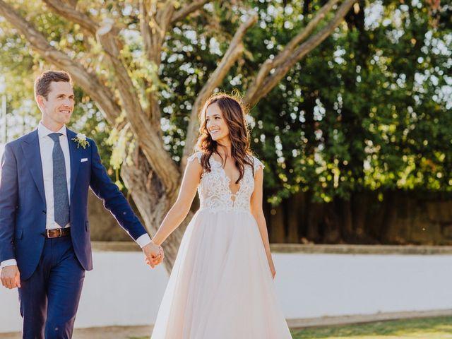 O casamento de Kelly e John