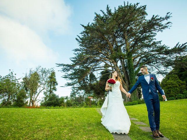 O casamento de Arelys e Luís