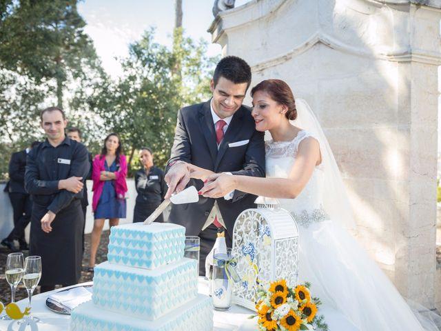 O casamento de Diogo e Marta em Leiria, Leiria (Concelho) 25