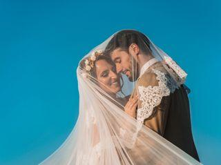 O casamento de Brígida e Celso