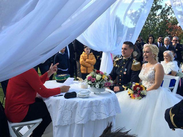 O casamento de Erica  e Celso