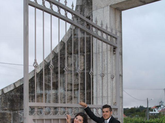 O casamento de Bruno e Priscila em Campia, Vouzela 17