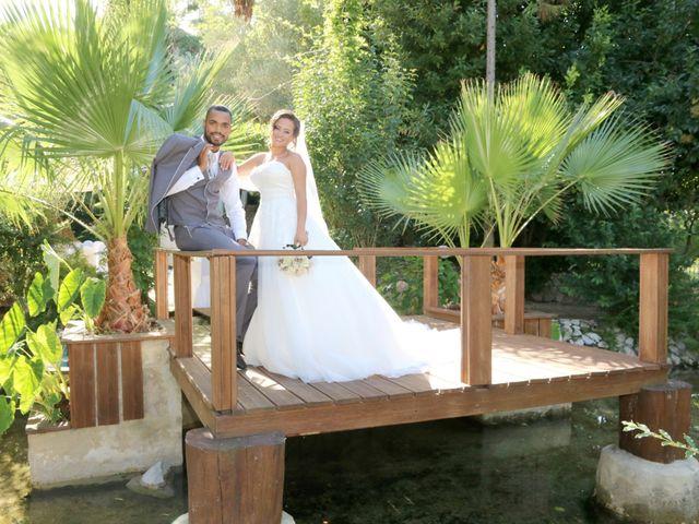 O casamento de Priscila e Michel