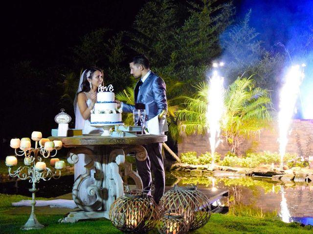 O casamento de Suzi e Tiago