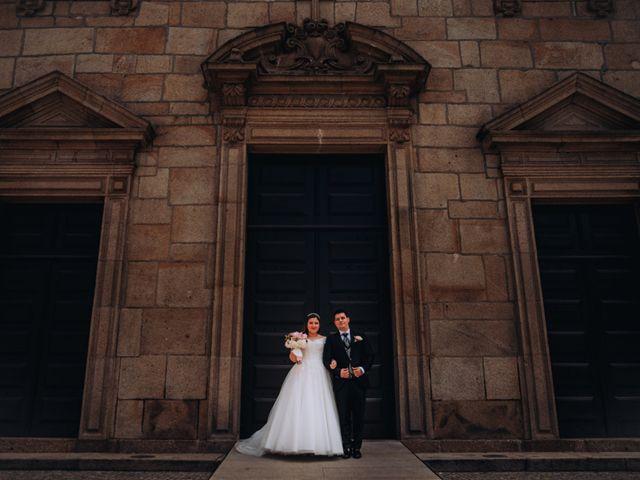 O casamento de Diogo e Adriana