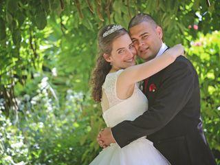 O casamento de Joana Pinto e António Costa