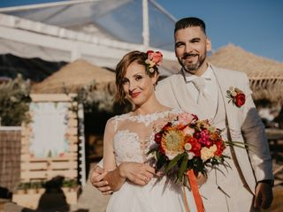 O casamento de Sílvia  e Nuno 1