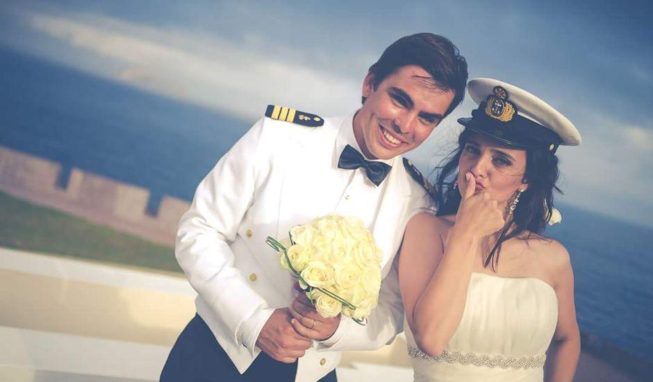 O casamento de Miguel e Alexandra em Angra do Heroísmo, Terceira