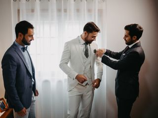 O casamento de Daniela e Tiago 2