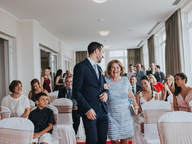 O casamento de Luís e Susana em Horta, Faial 29
