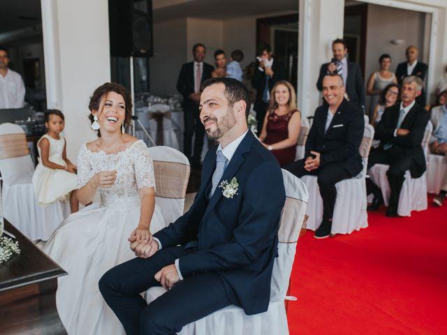O casamento de Luís e Susana em Horta, Faial 42