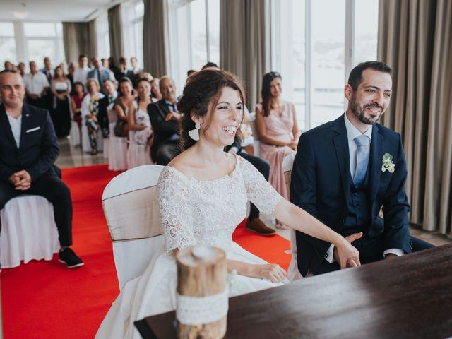 O casamento de Luís e Susana em Horta, Faial 43