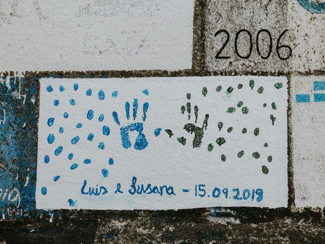 O casamento de Luís e Susana em Horta, Faial 1