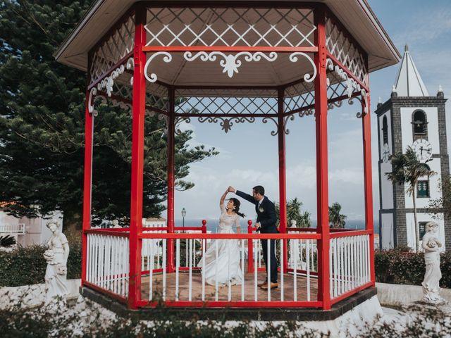O casamento de Luís e Susana em Horta, Faial 2
