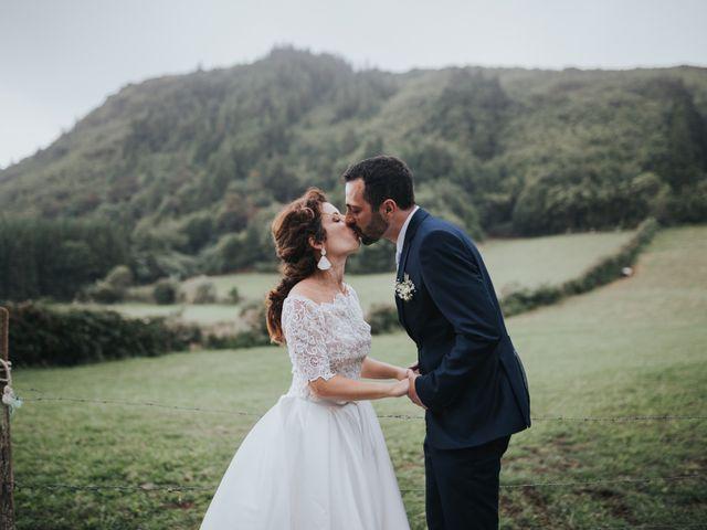 O casamento de Luís e Susana em Horta, Faial 55