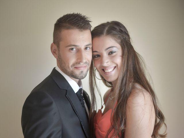 O casamento de Fábio e Fabiene em Guidões, Trofa 11