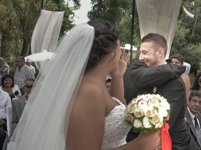 O casamento de Fábio e Fabiene em Guidões, Trofa 19