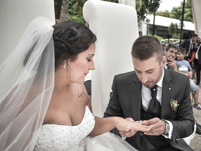 O casamento de Fábio e Fabiene em Guidões, Trofa 20