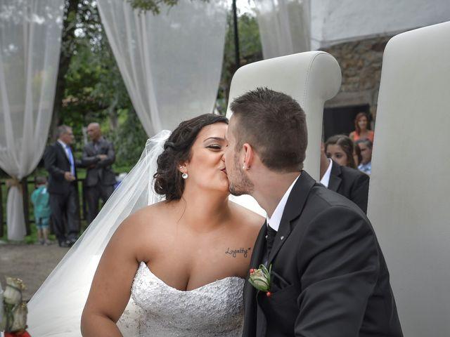O casamento de Fábio e Fabiene em Guidões, Trofa 22