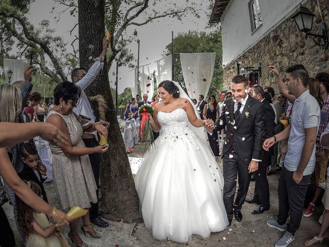 O casamento de Fábio e Fabiene em Guidões, Trofa 23
