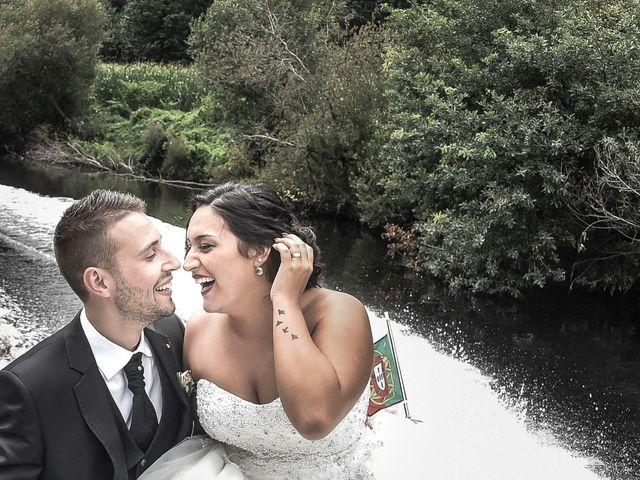 O casamento de Fábio e Fabiene em Guidões, Trofa 1