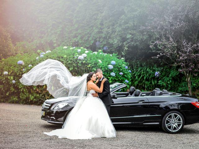 O casamento de Fabiene e Fábio