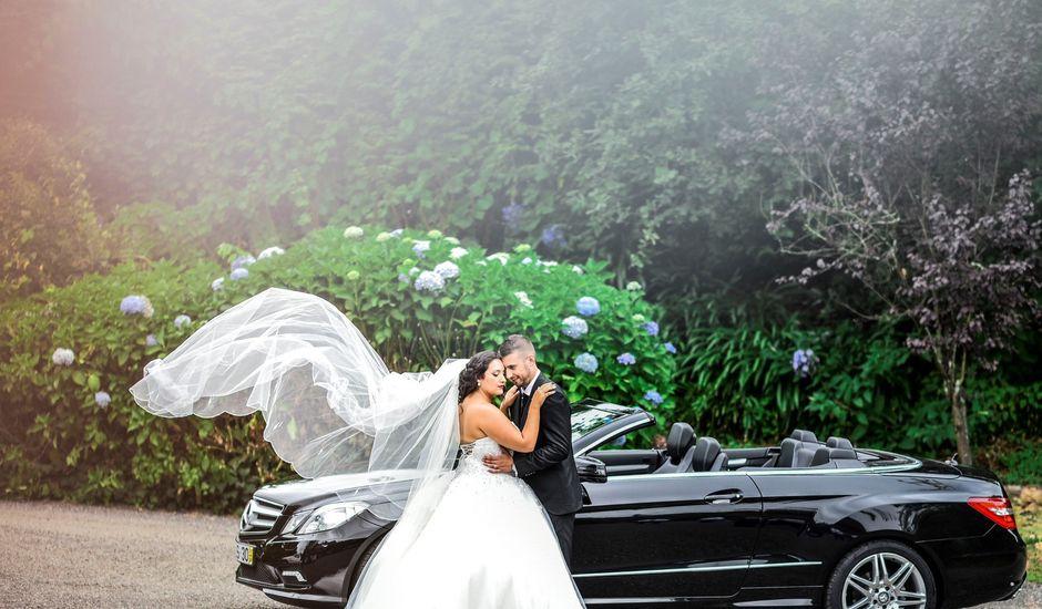 O casamento de Fábio e Fabiene em Guidões, Trofa