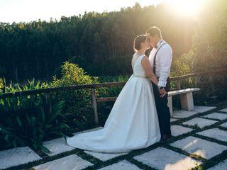 O casamento de Cátia e Gonçalo